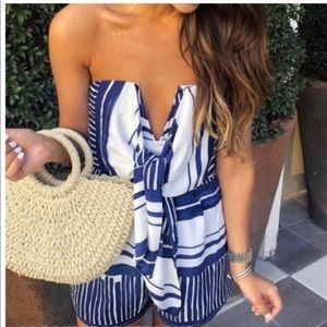 Cals romper sz medium